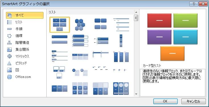 Excel SmartArt